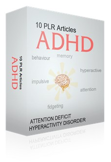 ADHD PLR Articles Pack