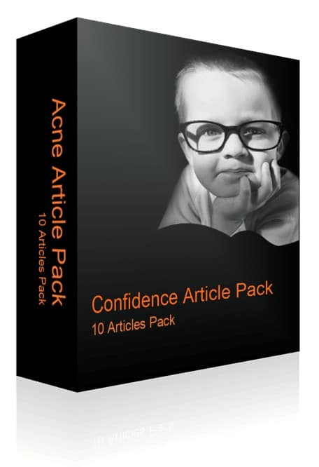 Confidence Articles PLR Pack