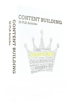 Content Building Articles PLR Pack