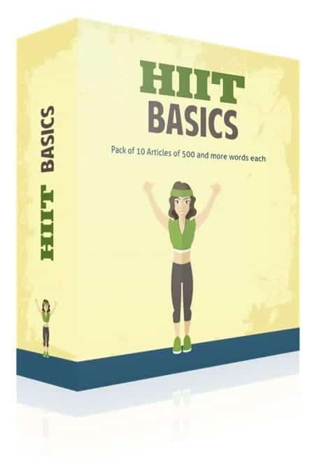 HIIT Basics Article Pack