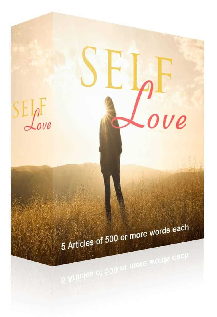 Self Love PLR Articles