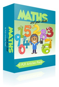 Maths PLR Articles Pack